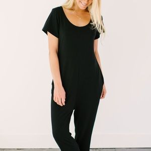Smash and Tess Thursday romper black medium